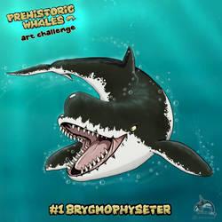 Day 1 - Brygmophyseter