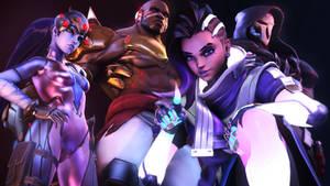 Talon Squad by Its-Midnight-Reaper