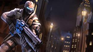Vigilante by Its-Midnight-Reaper