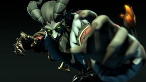 Krampus by Its-Midnight-Reaper