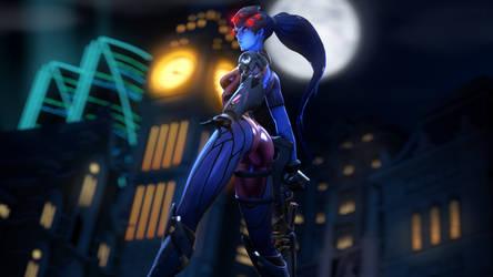 Spyder Byte by Its-Midnight-Reaper