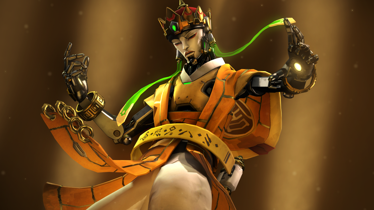 Sanzang by Its-Midnight-Reaper
