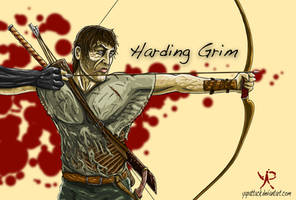 First Law: Harding Grim by YapAttack
