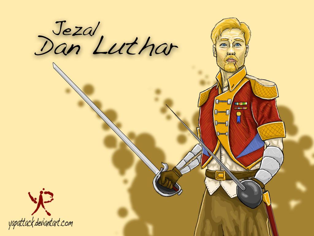First Law: Jezal Dan Luthar