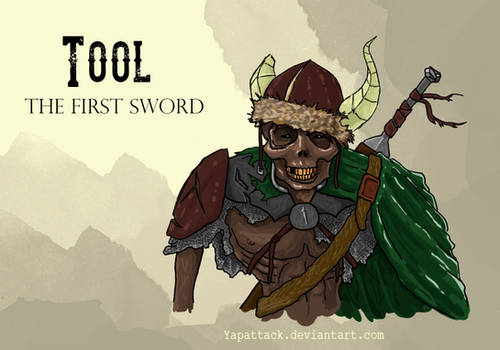 Tool: The First Sword