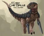 K'chain Che'malle: Kell Hunter