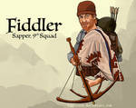 Fiddler: Sapper, 9th Squad