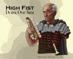Dujek: The High Fist