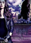 The mortal instruments : poster 1