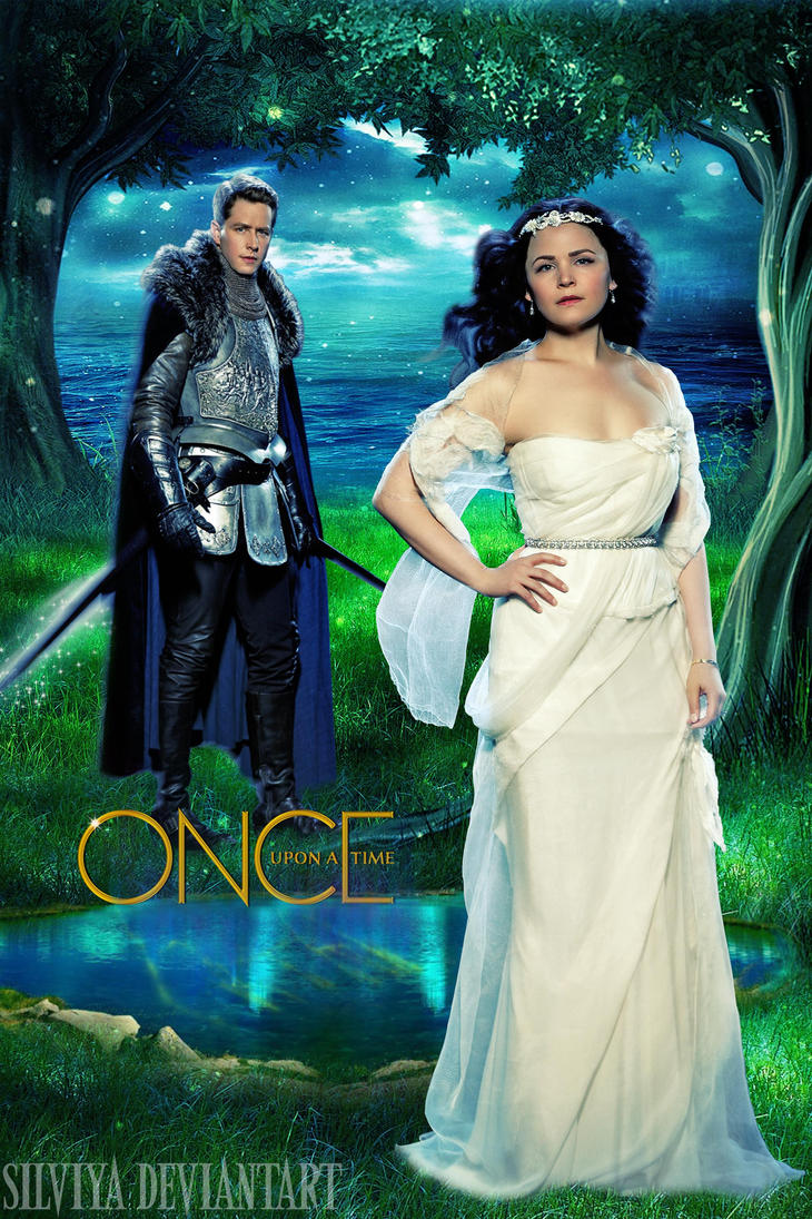 Snow White and Prince Charming by silviya on DeviantArt