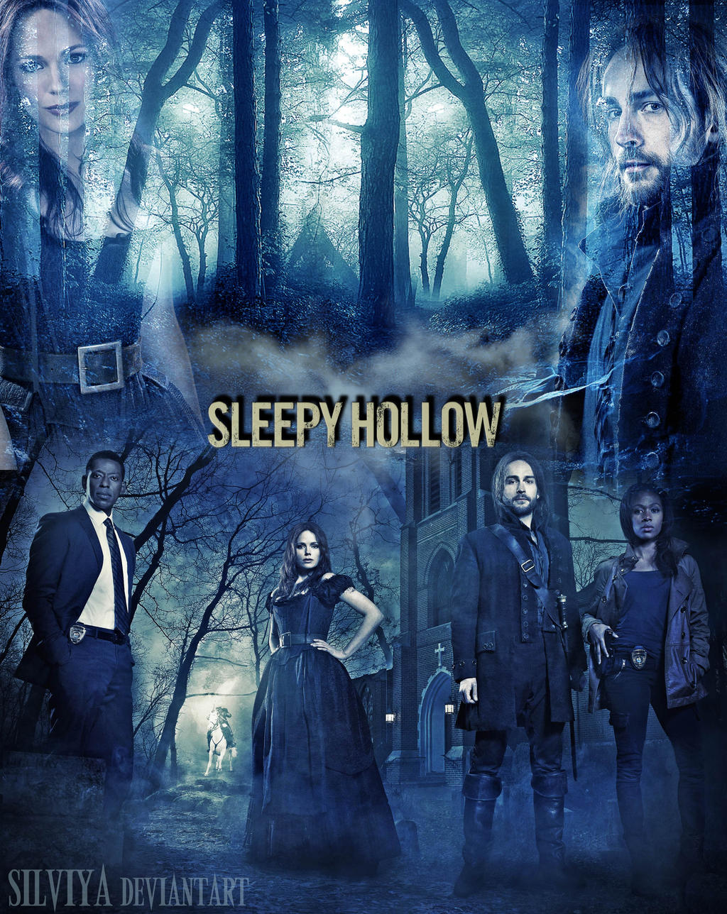 Sleepy Hollow by silviya