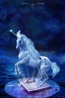 The Last Unicorn by silviya