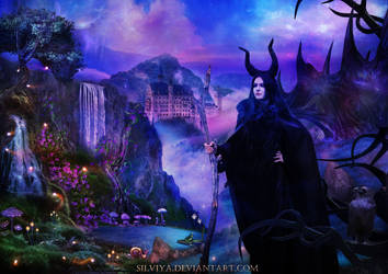A forest of thorns shall be his tomb! by silviya
