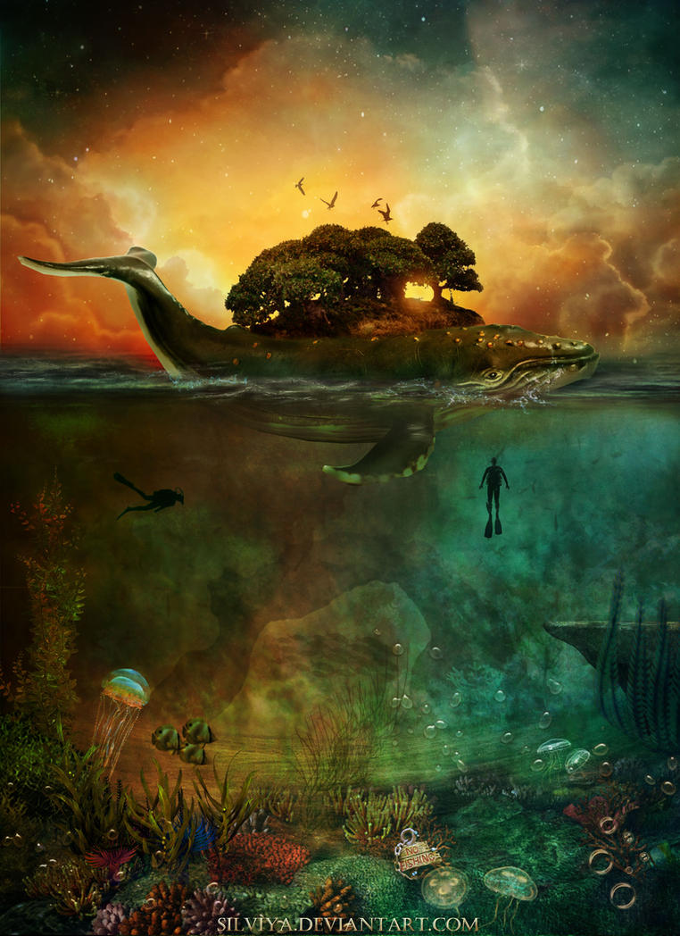 Sea Fairytale by silviya