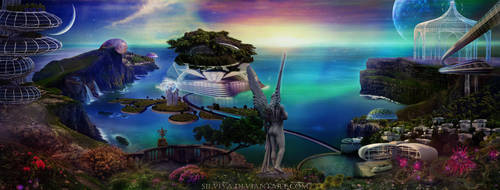 New World by silviya