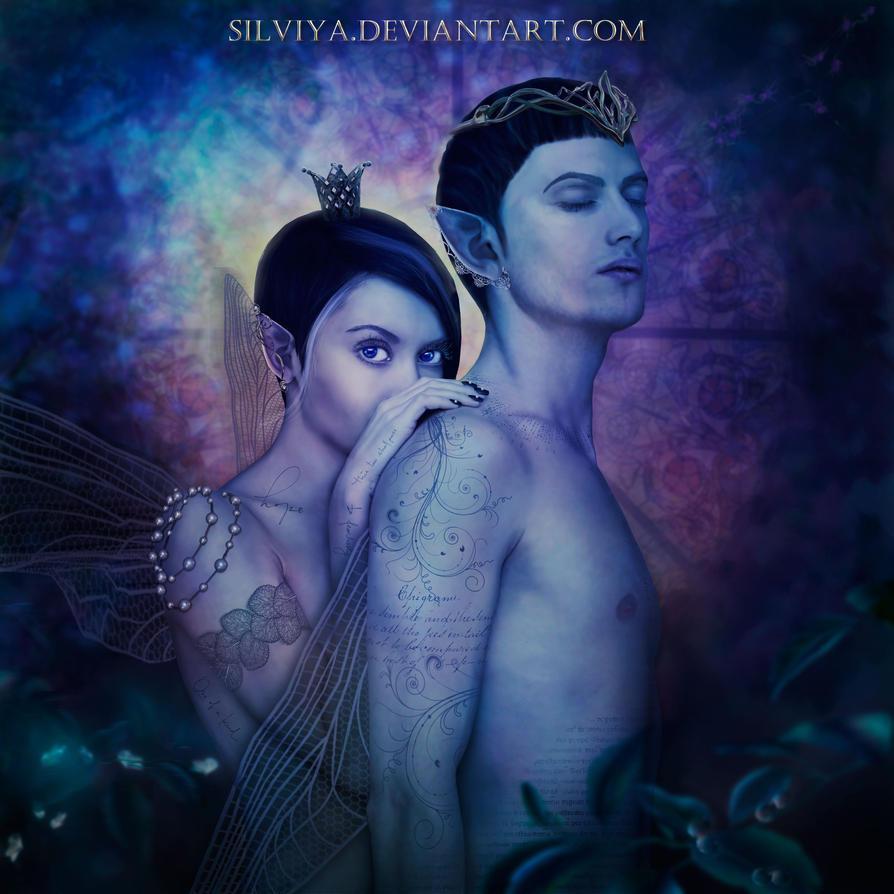 Fairy Love by silviya
