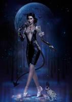 Fallow The White Rabbit by silviya