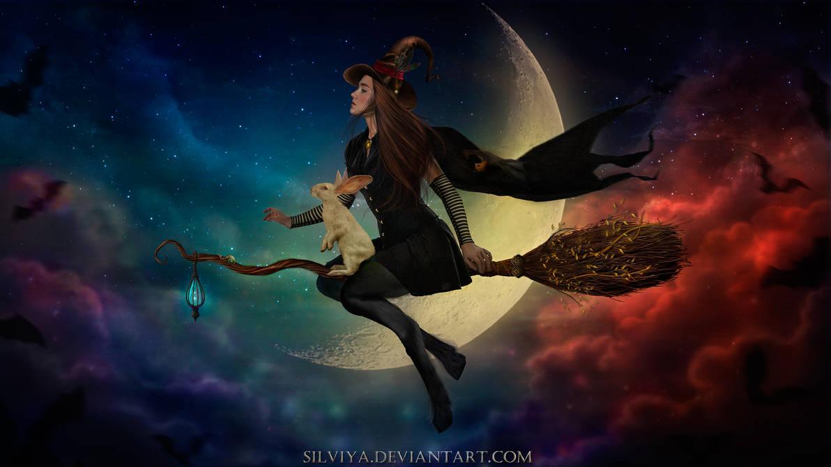 Halloween Ride by silviya