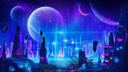 A New World by silviya