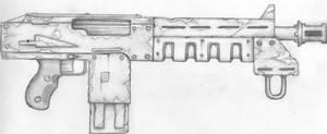 Autogun by nornagesta