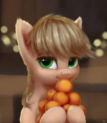 Applejack by quvr