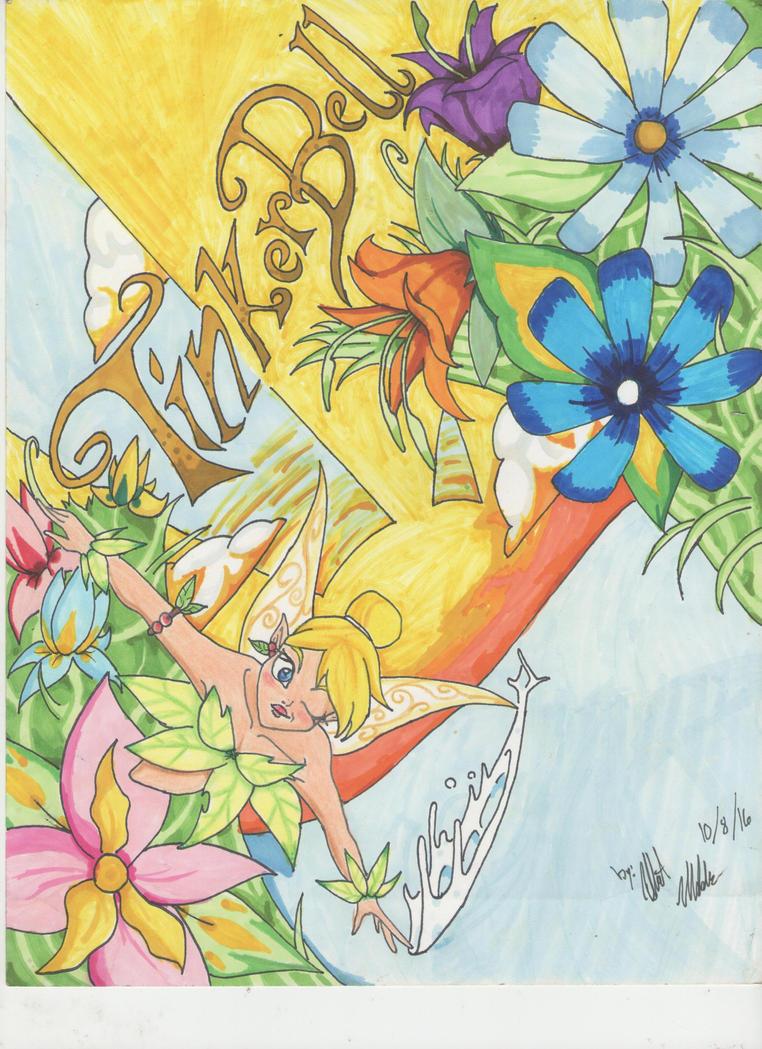 Tinkerbell by KIOL73