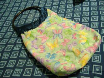 Reversible bag--Day by rei-jin