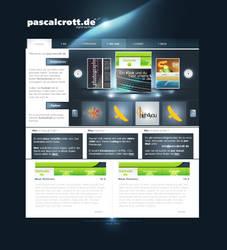 pascalcrott.de v2 by: jK9o by WebMagic