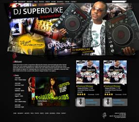 DJ SuperDuke Concept by: Metho