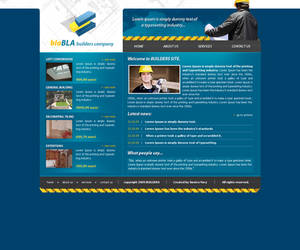 Builders template. by: Siostra