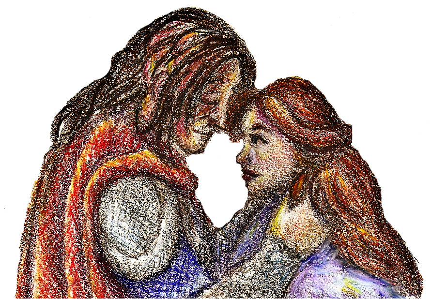 Sandor and Sansa by MademoiselleMeg on DeviantArt