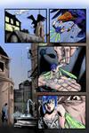 Triple Decker Colors Entry - Urban Fairie by carriehowarth