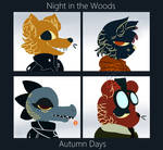 Night in the Woods-Autumn Days