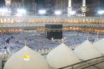 Holy 7aram In Makkah by The-Golden-Princess