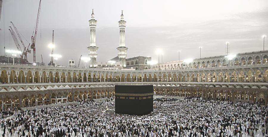 Makkah by The-Golden-Princess