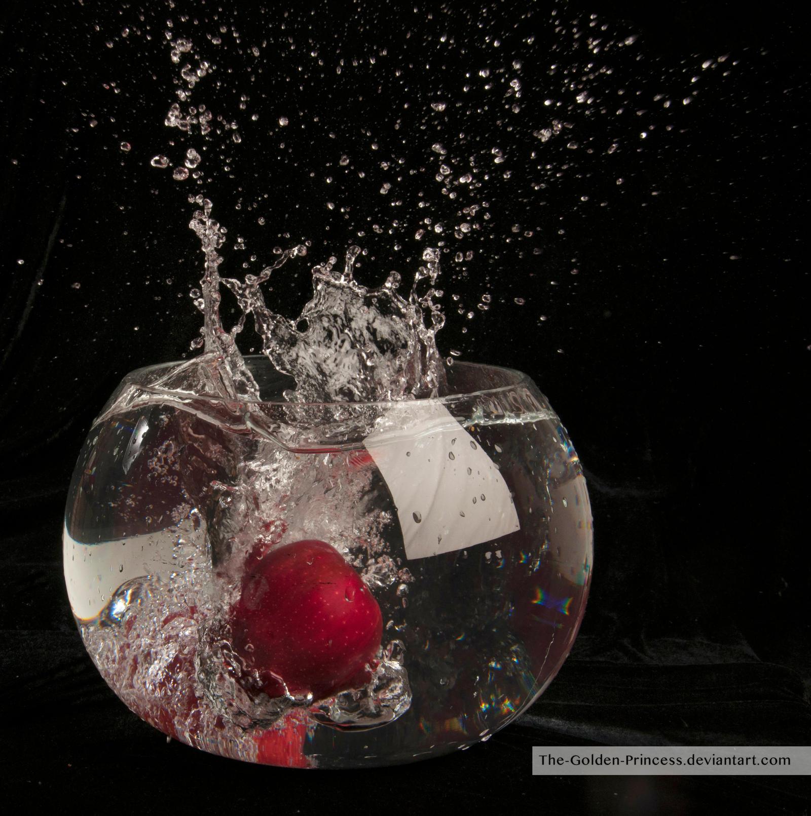 Splash day #2 by The-Golden-Princess