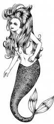 Mermaid by Paulukka