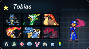 My Trainer card as of late by Initial-Rock