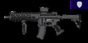 Climber Armament's ARC-8
