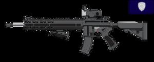 Climber Armament's BRR-12