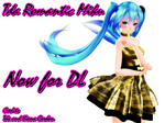 Tda Romantic Miku -DL-
