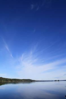 Sky over sweden