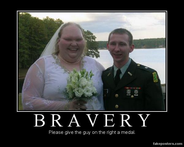 Skinny guy fat girl dating