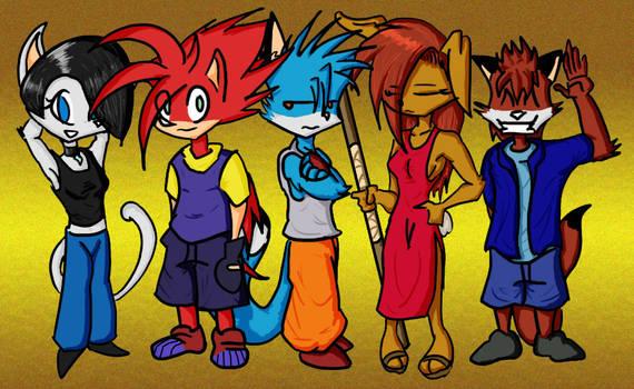 The Ol' Gang