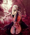 Autumn music by VampireDarlla