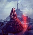 Dark Castle by VampireDarlla