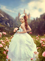 Fairytale wedding by VampireDarlla