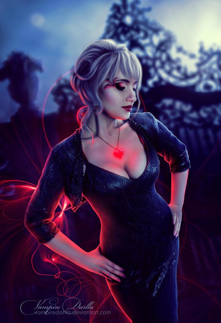 Queen of Hearts by VampireDarlla