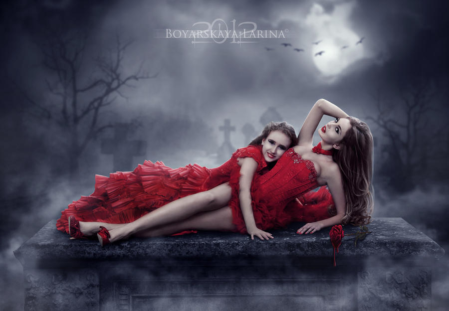 Children of the Night by VampireDarlla