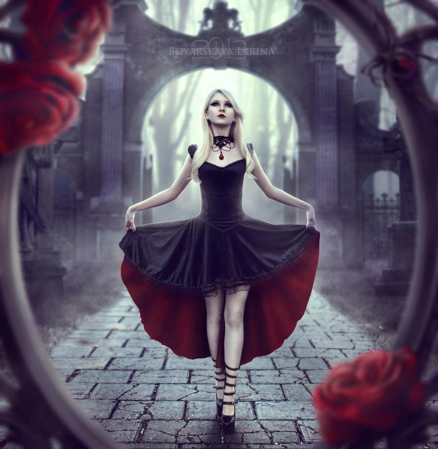 Gothic Symphony by VampireDarlla